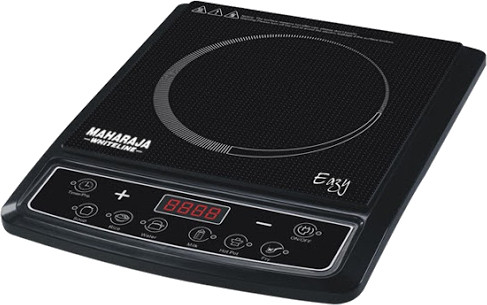 Maharaja Whiteline Easy Induction Cooktop(Push Button)