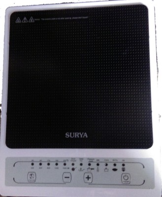 Surya Indicook-E 1500W Induction Cooktop