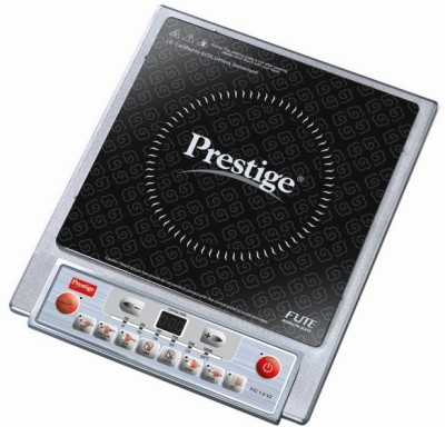 Prestige 41907_PIC1.0V2 Induction Cooktop(Black, Push Button)