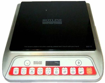 Skyline VTL 9051 Induction Cooktop(Black, Push Button)