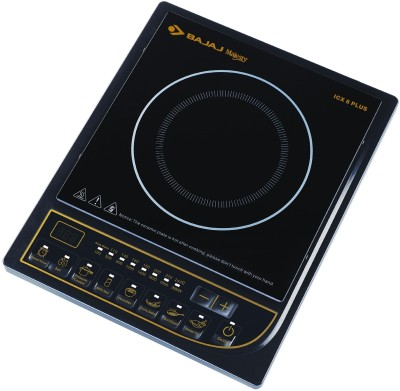 Bajaj Majesty ICX 8 Plus Induction Cooktop