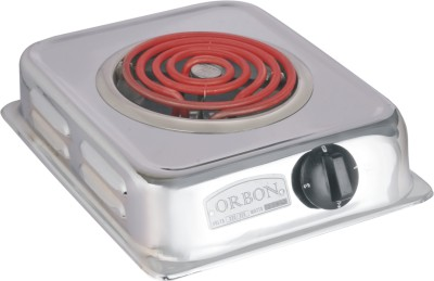Orbon AA1250C Induction Cooktop(Silver, Jog Dial)