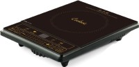 Eveready IC101 Induction Cooktop(Black, Push Button)
