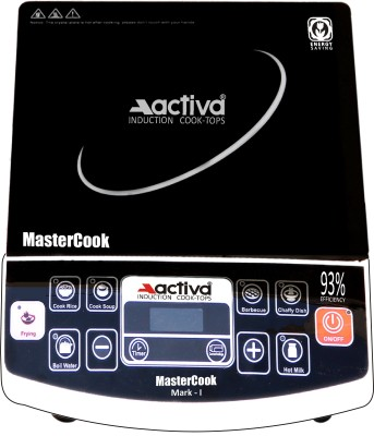 ACTIVA (MARK-1) MASTERCOOK Induction Cooktop