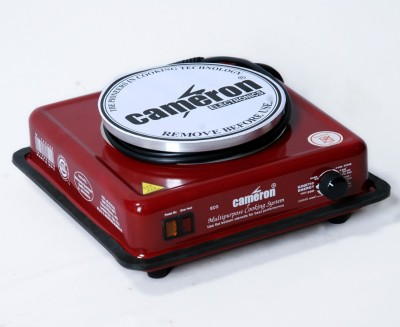 Cameron MCS Eco Maroon 1 Induction Cooktop