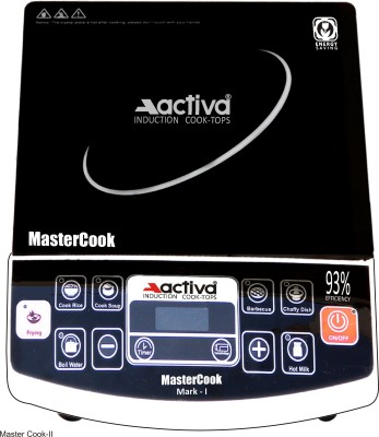 ACTIVA Mastercook Mark-1 Induction Cooktop