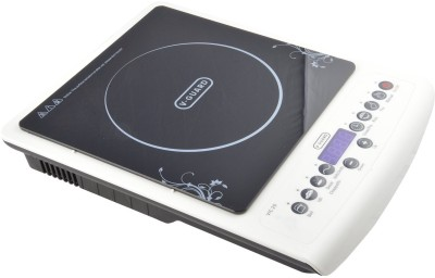 V-Guard VIC-20 Induction Cooktop(Black, White, Push Button)