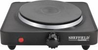Sheffield Classic SH-2001 Induction Cooktop(Black, Push Button)