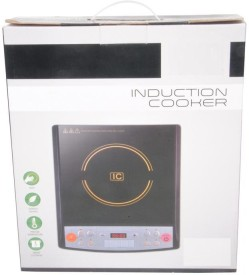 Atalso 48501 Induction Cooktop(Black, Push Button)