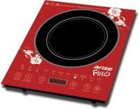 Arise Firo Induction Cooktop(Red, Touch Panel)