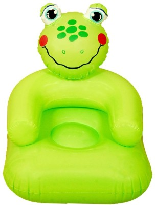 Yash Novelty Cute Froggy (Senior) For Kids Inflatable Chair