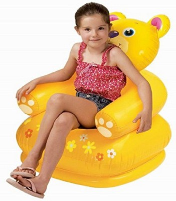 Ktkashish Toys Kashish Happy animal Chair.(65cm*64cm*74cm) Inflatable Chair
