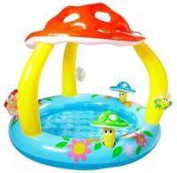 Intex Mushroom Inflatable Pool(Blue, Yellow, Red)
