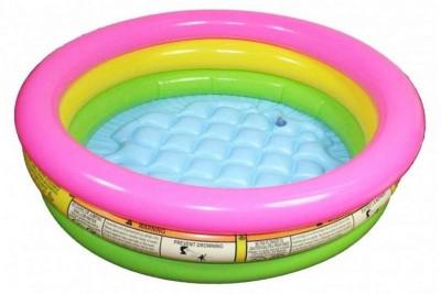 CP Bigbasket Pool for kids (2feet) Inflatable Pool
