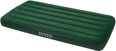 Intex Intex Prestige Downy Bed Inflatable Camping, Travel, Home Use(Multicolour)