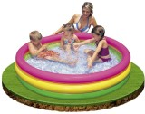 Intex Intex 58×13 Inflatable Pool, I...