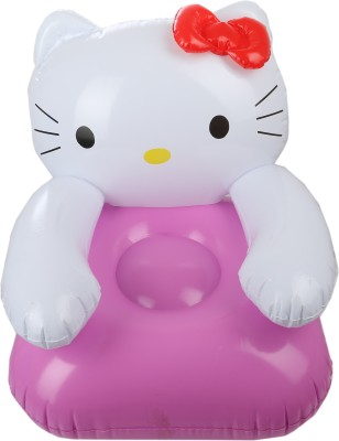 Yash Novelty Hello Kitty For Kids Inflatable Chair