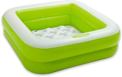 Intex 3Ft Inflatable Pool(Multicolor)