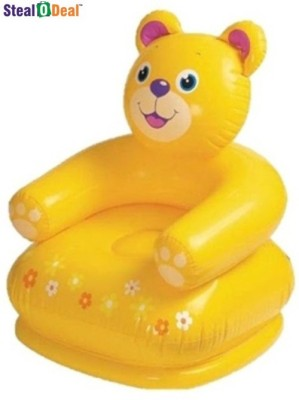 Intex Stealodeal Teddy Chair Inflatable Chair