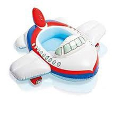 Intex Aeroplane Design Inflatable Inflatable pool rider