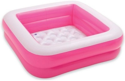 Flying Toyszer Play Box Inflatable Pool(Pink)