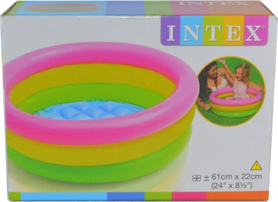 Intex Bath Tub junior 61*22 CM Inflatabl...