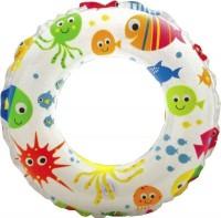 Intex Swim Inflatable Ring(Multicolor)