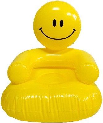 Yash Novelty Smiley For Kids Inflatable Chair