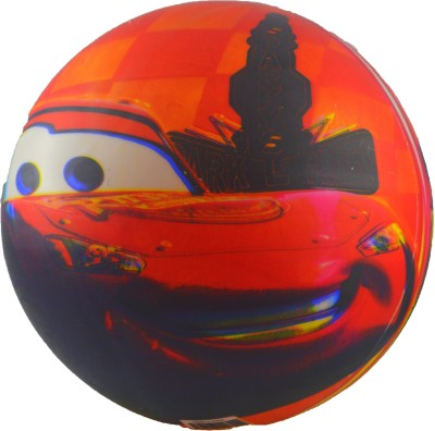 Shop4everything Cartoon Car Xsa45 Inflatable Ball