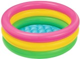 Intex baby Pool 34*10 Inflatable Inflata...
