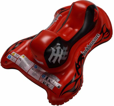 Jilong Motorboat Inflatable Swim Rider(Red)