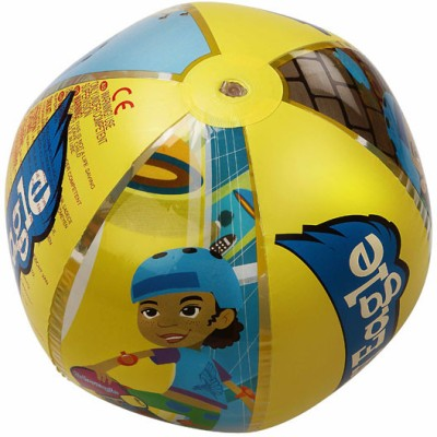 Jilong Johny Eagle Inflatable Beach Ball(Multicolor)