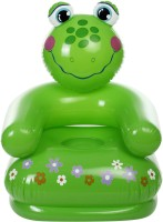 Intex Frog Chair Inflatable Teddy Chair(Green)