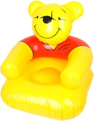 Yash Novelty Honey Bear For Kids Inflatable Chair