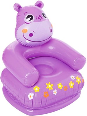 Goodbuy Hippo With Head Inflatable Chair