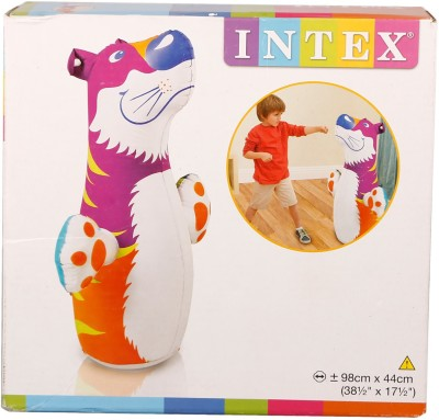 Brecken Paul Intex Childrens Playing Inflatable Air Boxer