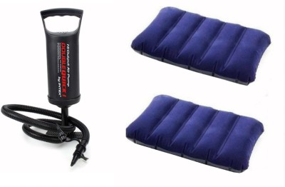 Intex Stealodeal with Pump Inflatable Pillow