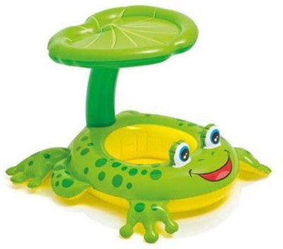 Intex Froggy Shaded Inflatable Pool Float