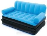 Airsofa 5 In 1 Air Bed Blue PP Mattress ...
