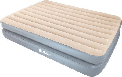 Bestway SleepLux Elevated Airbed(Queen) PVC 2 Seater Inflatable Sofa