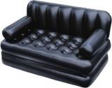 GENEXTONLINE PVC 3 Seater Inflatable Sof...