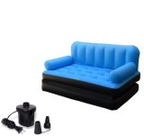 Lovato easy way sofa cum bed PP 3 Seater...