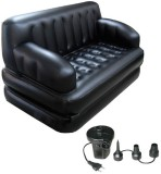 Lovato PVC 2 Seater Inflatable Sofa (Col...