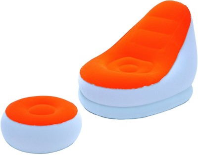 Shrih Inflate Chair PVC 1 Seater Inflatable Sofa