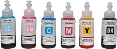 Eco L800,L805.L1800 epson tank printer Multicolor Ink
