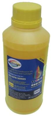 GoColor Epson 500ml Dye ink Yellow Ink