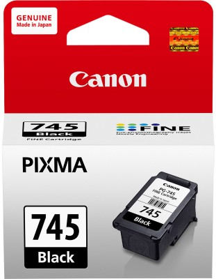 Canon PG745 Black Ink Catridge(Black)