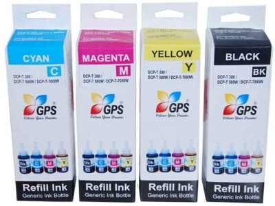 GPS DCP-T300, DCP-T500W and DCP-T700W. Multicolor Ink