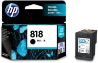 HP 818 Single Color Ink Cartridge(Black)
