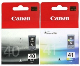 CANON PIXMA BLACK &MULTI COLOR Ink